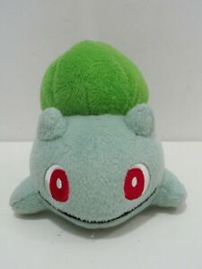 Bulbasaur-Pokemon-Center-Pokedoll-2004-Plush-5-034-Stuffed-Toy-Doll-Japan
