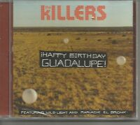 The Killers W/ Mariachi El Bronx Happy Birthday Guadalupe Christmas Cd Single 09