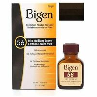 3pk For $15.95 Bigen Permanent Powder Hair Color Made In Japan - Fast Shipping