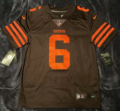 Baker Mayfield Cleveland Browns Color Rush Limited Authentic Jersey M,L,XL,2XL | eBay