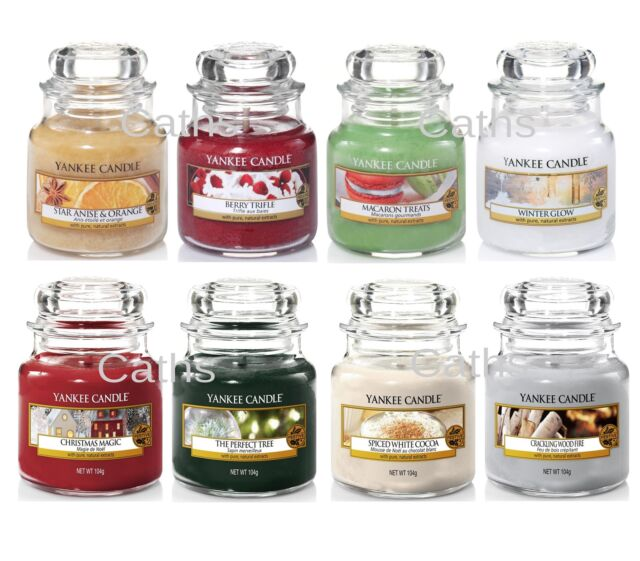 Yankee Candle Christmas 2017 Festive Small Jar Classic Housewarmer®
