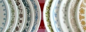 Vintage-Corelle-Add-On-Replacement-Dinnerware-See-Pattern-Selections