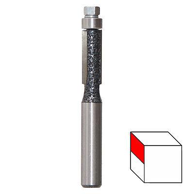 3stücke 6mm Flush gerade Flöte Trim Pattern Fräser Cutter Lager Holzverarbeitung