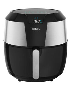Tefal Easy Fry Deluxe XXL Air Fryer Black & Silver EY701D