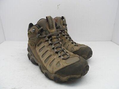 Oboz Women/'s Sawtooth Low Hiking Trail Shoe Brown//Purple Size 7.5M