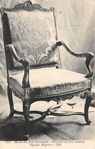 Postcard-Arts-Decorative-Chair-Furniture-Period-Regency-Edit-ND-412