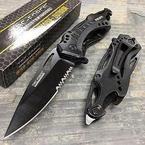 TAC-FORCE-Spring-Assisted-Pocket-Folding-034-POLICE-034-Rescue-Tactical-Knife