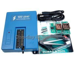 Genius-G540-USB-Universal-GAL-Programmer-EPROM-FLASH-51-AVR-PIC-MCU-SPI