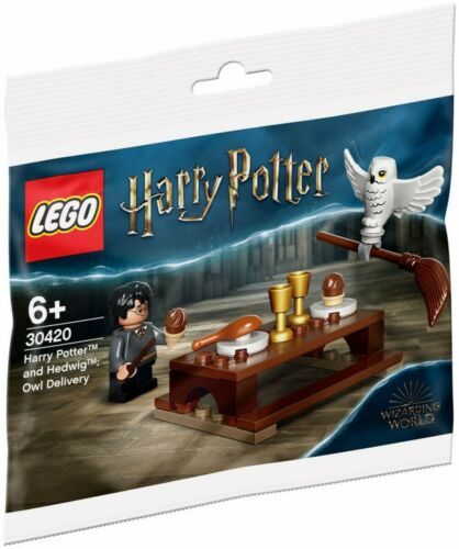 Harry Potter and Hedwig Owl Delivery Polybag LEGO Harry Potter 30420
