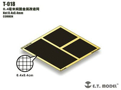 ET Model Metal Net (0.4mmx0.4mm) for common use