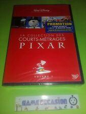 LA COLLECTION DES COURTS MÉTRAGES PIXAR WALT DISNEY  DVD