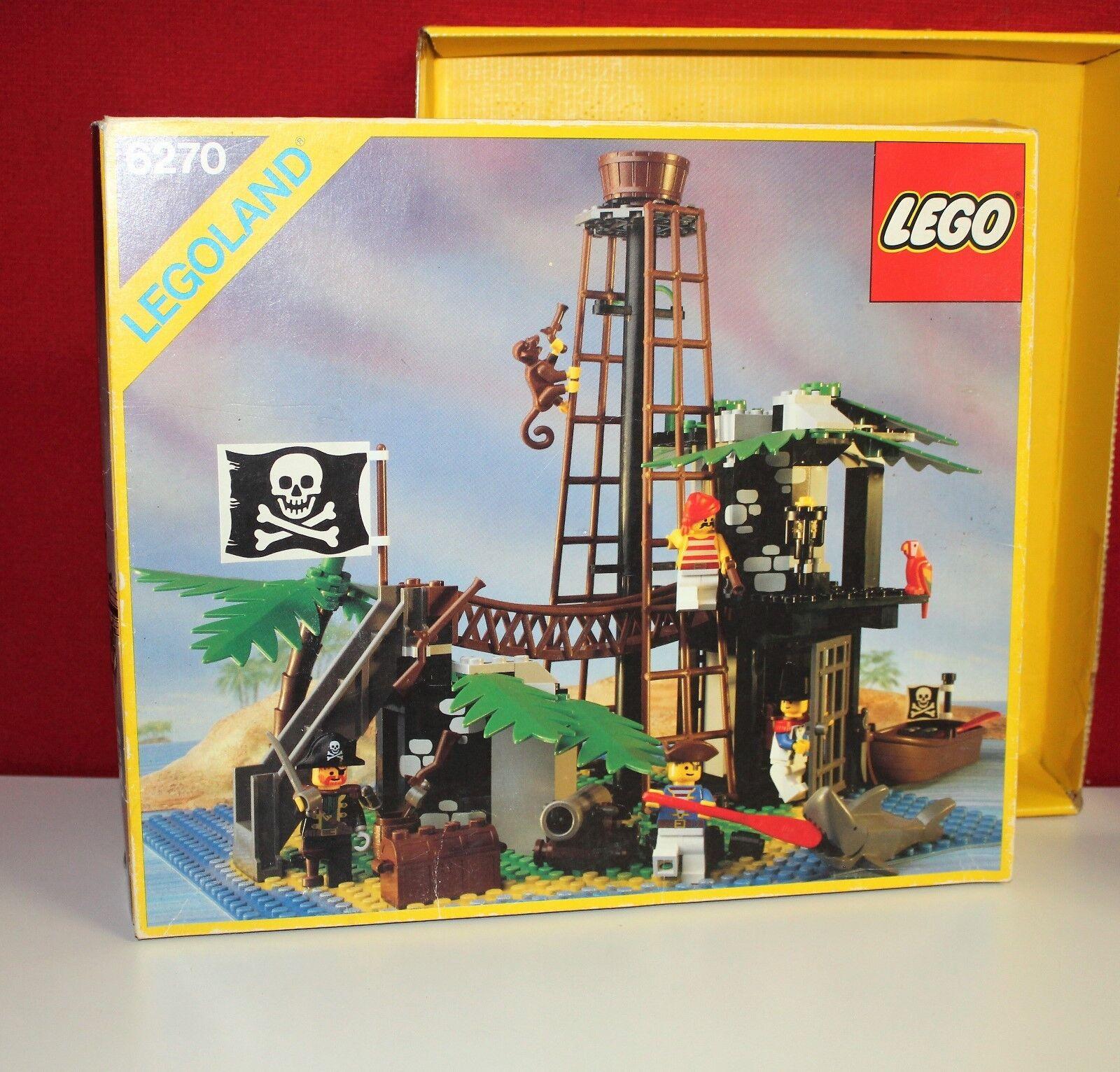 Lego 6270, Forbidden Island, OVP,BA