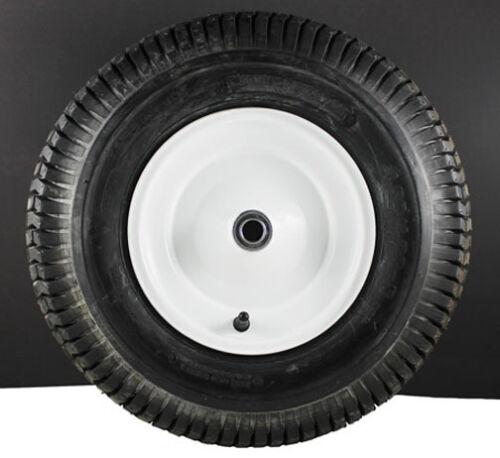 2 New 4.80-8 Deestone 4 Ply Turf Tires /& Wheels Lawn Mower /& Garden Tractor A3