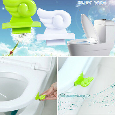 Handle Uncovery Flip Lid Toilet Cover Lifter Avoid Touching Toilet Seat Clean