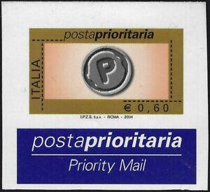 2004-0-60-034-Posta-Prioritaria-034-Varieta-NON-DENTELLATO