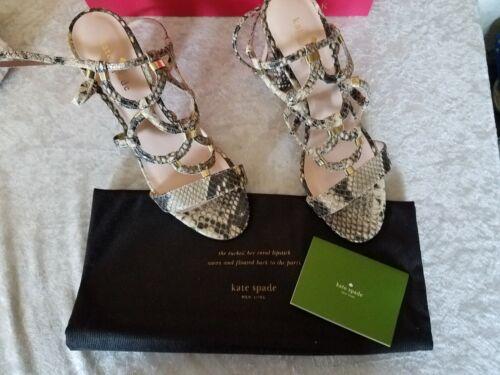 binnen Sandal Spade York Women's Irving Nib 24 Kate 5 jurk Schepen Sz6 uur888445808340 New gb7f6Yy