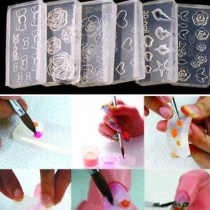 3D-Acrylic-Mold-for-Nail-Art-Decorations-Nail-Templates-Pattern-Nails-Art-Jian