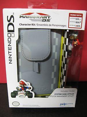 Nintendo Ds Mario Kart Ds Character Kit Ebay