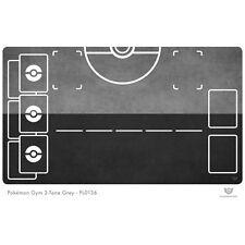 Pokemon Gym Play Mat 2-Tone Grey - Pokemon Play Mat (PL0136)