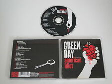 GREEN DAY/AMERICAN IDIOT(REPRISE RECORDS 9362-48777-2) CD ALBUM