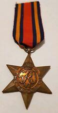Excellent 100% Original WW2 Burma Star Medal