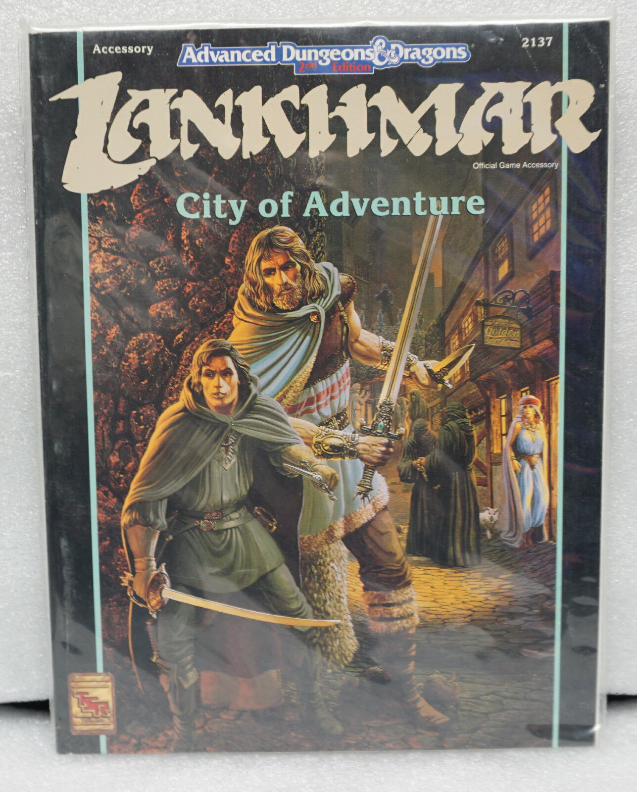 Dungeons & Dragons D&D Lankhmar City of Adventure