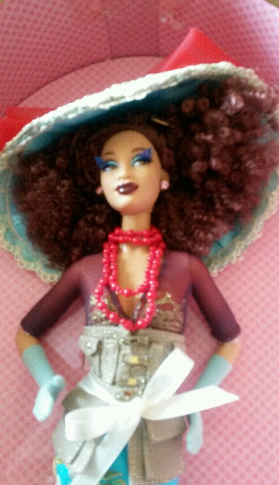 Barbie  Sugar Byron Lars no silkstone The Chapeaux
