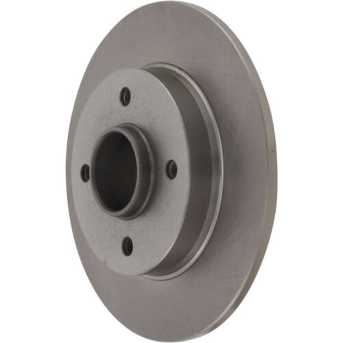Disc Brake Rotor-C-TEK Standard Preferred Rear Centric fits 10-11 Peugeot 207