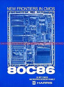 HARRIS-80C86-82C82-82C54-82C55A-82C59A-82C84A-82C88-1983-MOTOROLA-Documentation