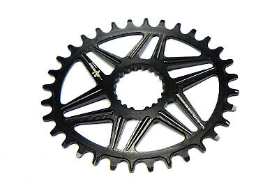 NW Chainring Shimano Direct Mount Hyperglide 12s Oval Neutrino Components M7100