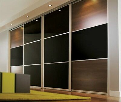 W1753mm - 2 Door eclipse Multi Panel Catalogues Will Be Sent Upon Request Earnest Sliding Wardrobe Doors H2260mm