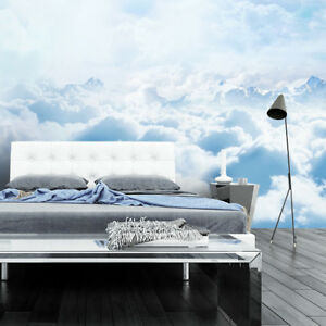 fototapete vlies wolken tapeten fototapeten f r schlafzimmer fdb33 ebay. Black Bedroom Furniture Sets. Home Design Ideas