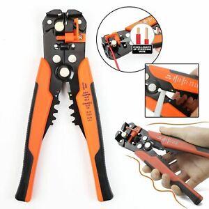 Selbst-einstellbar-automatisch-Kabel-Draht-Wellenschneider-Crimpzange-Abisolierer-Zange-Cutter