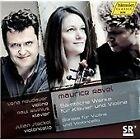 Maurice Ravel - : Sämtliche Werke für Klavier und Violine (2013)