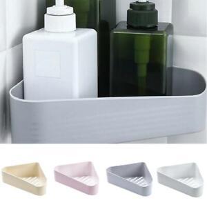 Bathroom-Shower-Caddy-Shelf-Corner-Bath-Wall-Mount-Rack-Storage-Holder-Stand