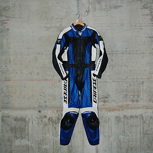 DAINESE-FLANKER-DIV-LADY-SUIT-SIZE-44-BLU-MET-2513198