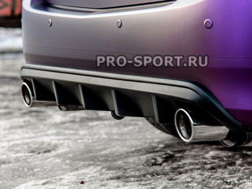 Honda Acura TSX Accord 2009 2010 2011 2012-2014 rear bumper diffuser spoiler key