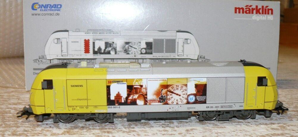 G13 Märklin 36846 diesellok colección él 20 dispolok Conrad