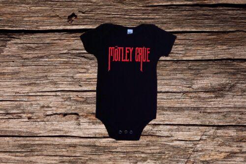 Boys T-shirt~ Infant shirt~motley crue~boys band shirt~infant band shirt
