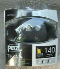 Petzl Tikka® Plus Active Series 140 Lumens Headlamp ~ NEW