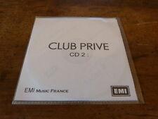 KOLOR - METIN AROLAT - CD collector / promo CD !!! CLUB PRIVE VOL 2 !!!