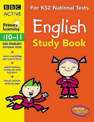 1 of 1 - KS2 REVISEWISE ENGLISH STUDY BOOK, Wren, Wendy, Very Good Book