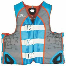 NEW! COLEMAN Stearns Women's Illusion Type III V-Flex Life Jacket Vest   Small