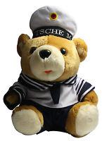 Bundeswehr-teddy marine / Seefahrt