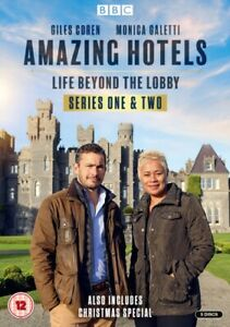 Nuovo-Stupefacente-Hotels-Life-Beyond-The-Lobby-Serie-1-A-2-DVD-BBCDVD4316