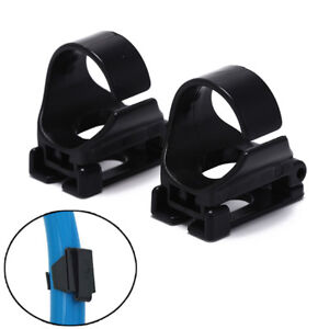 2x Silicone Dive Snorkel Mask Keeper Holder 1x Detachable Clip Retainer