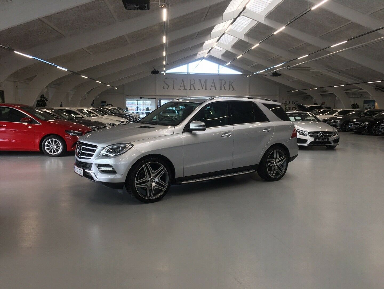 Mercedes-Benz ML350 3,0 BlueTEC aut. 4-M
