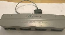 Joytech Multi Tap Sony Playstation 1 controlador PS1 & Tarjeta de memoria 4-WAY Adaptador