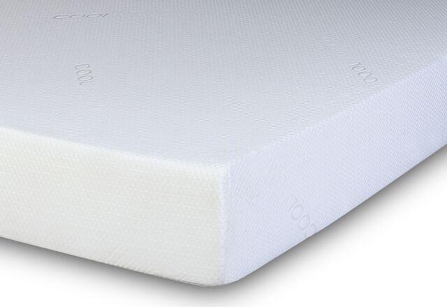 Luxury Memory Foam Mattress 30cm 5ft King Size For Sale Online Ebay