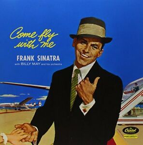 Frank-Sinatra-Come-Fly-With-Me-Vinyl-Used-Very-Good